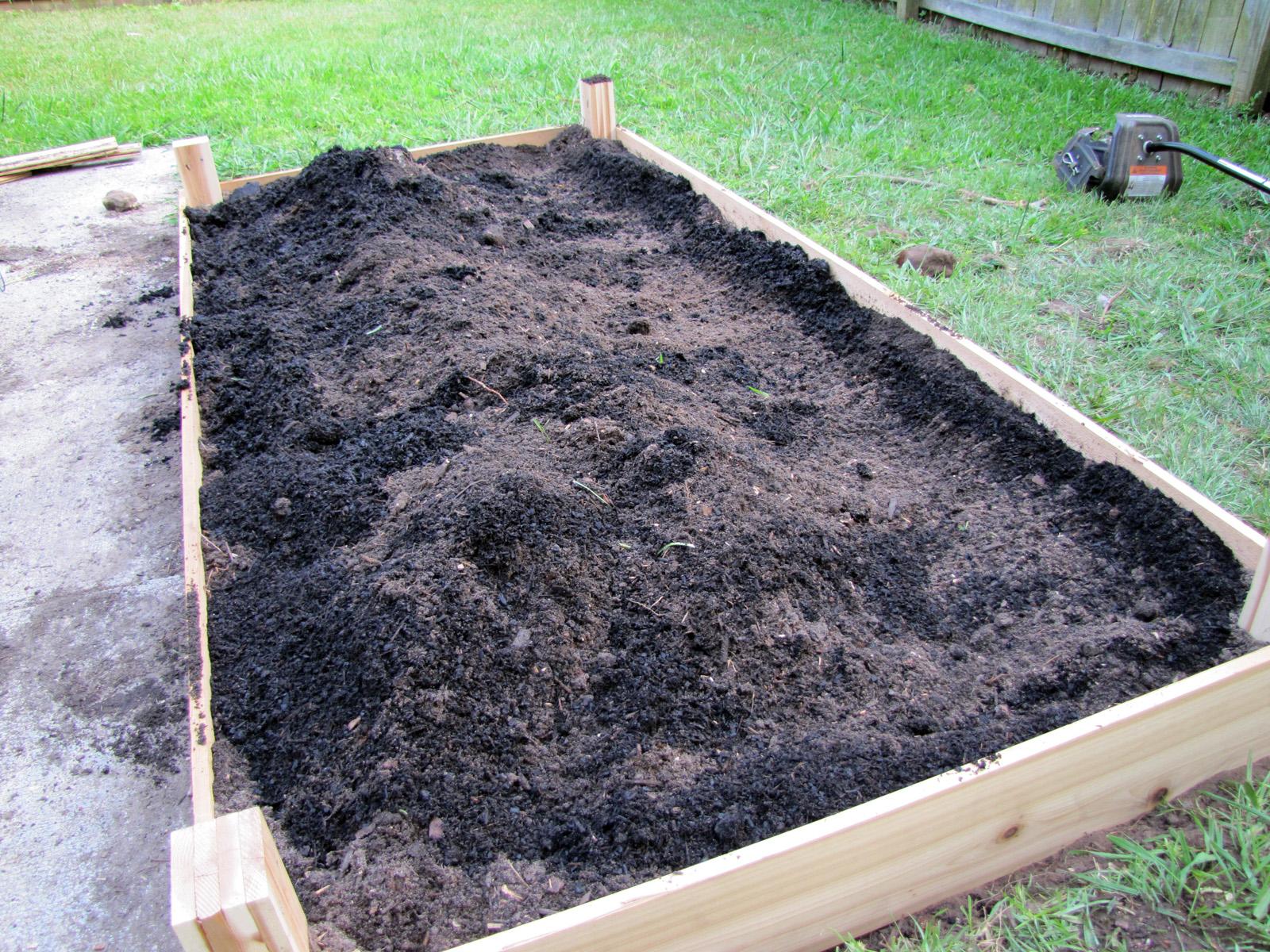 Gardening buildegg articles for Top layer of soil